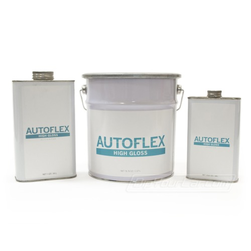 AUTOFLEX™ HIGH GLOSS GALLON KIT 3.8 L